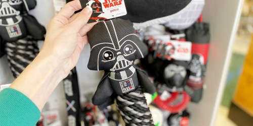 Up to 70% Off Dog Toys on Petco.com | Star Wars, Marvel & More