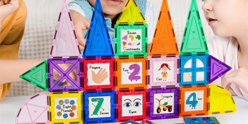 PicassoTiles Building Sets as Low as $13.99 on Zulily (Regularly $50+)