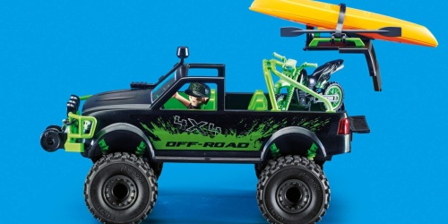 PLAYMOBIL Off-Road Truck Only $24.86 on Walmart (Regularly $35)