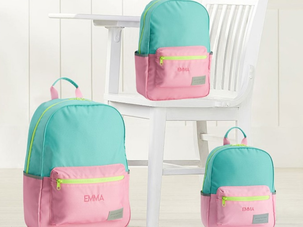 Pottery Barn Kids Backpacks From 12 95 Shipped Regularly