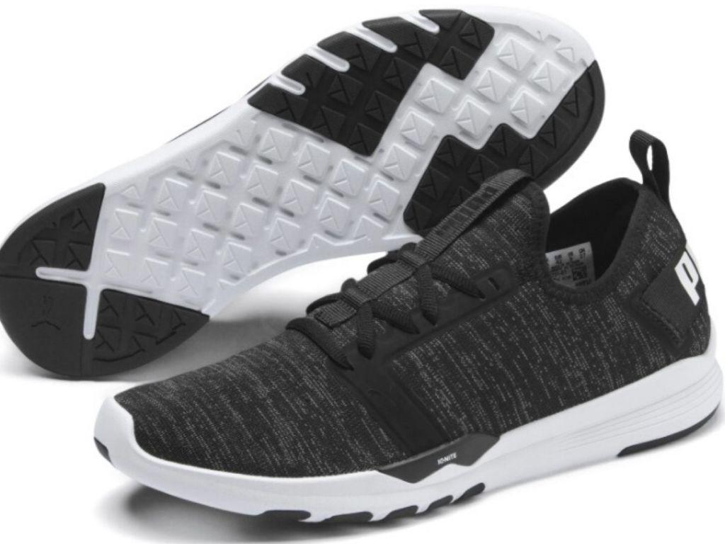 mens puma running sneakers
