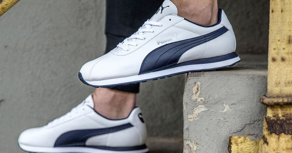 PUMA Men's Sneakers Only $19.79