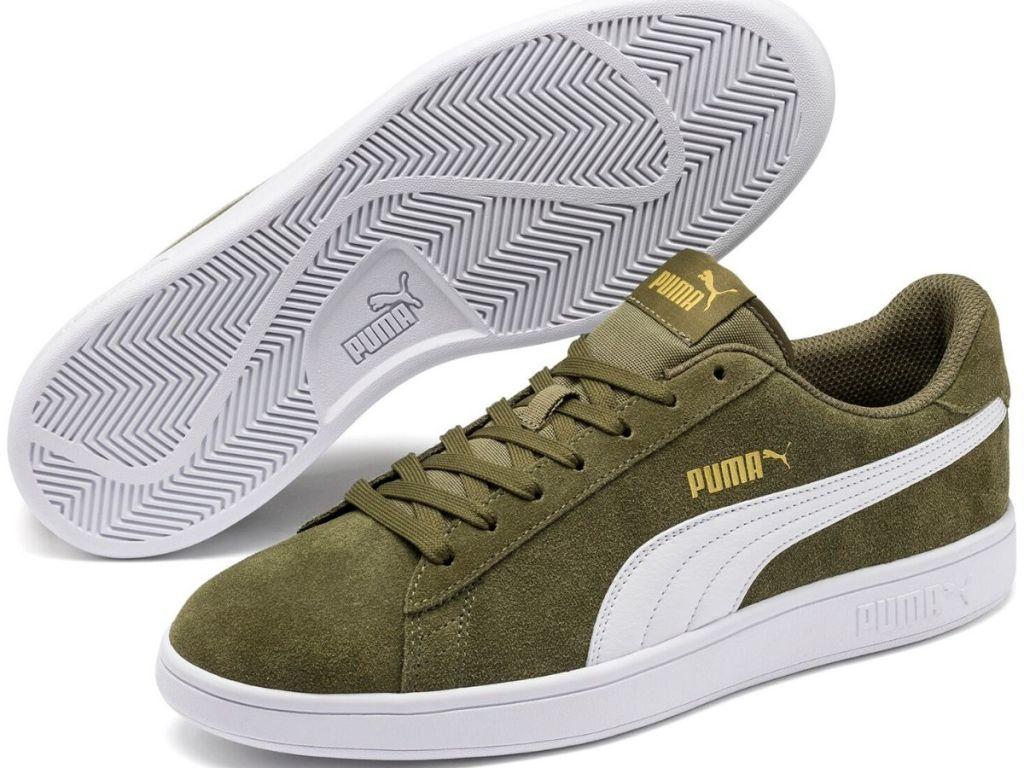 Puma suede mens sneakers