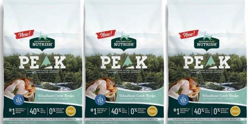 Rachael Ray Nutrish PEAK Cat Food 6-Pound Bag Just $9.79 Shipped on Amazon