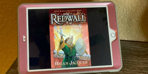 Redwall eBook by Brian Jackques Only $1.99 on Amazon