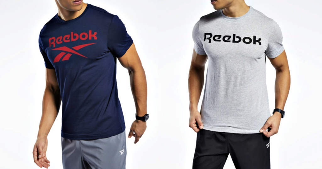 Reebok Men's T-Shirts