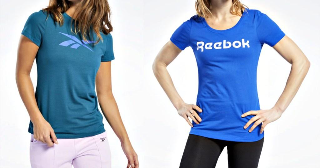 Reebok Women's T-Shirts
