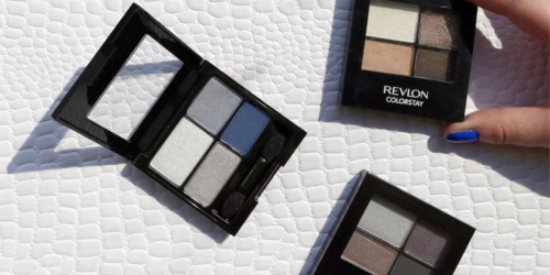 Revlon Eyeshadow Quads from $1.53 Shipped on Amazon (Regularly $8+)