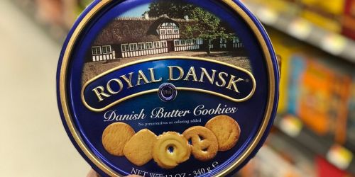 Royal Dansk Danish Butter Cookies Only $2.78 Shipped on Amazon