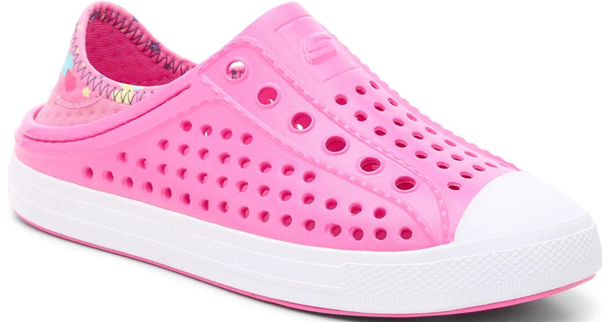 Skechers Kids Slip-On Sneakers Only $14