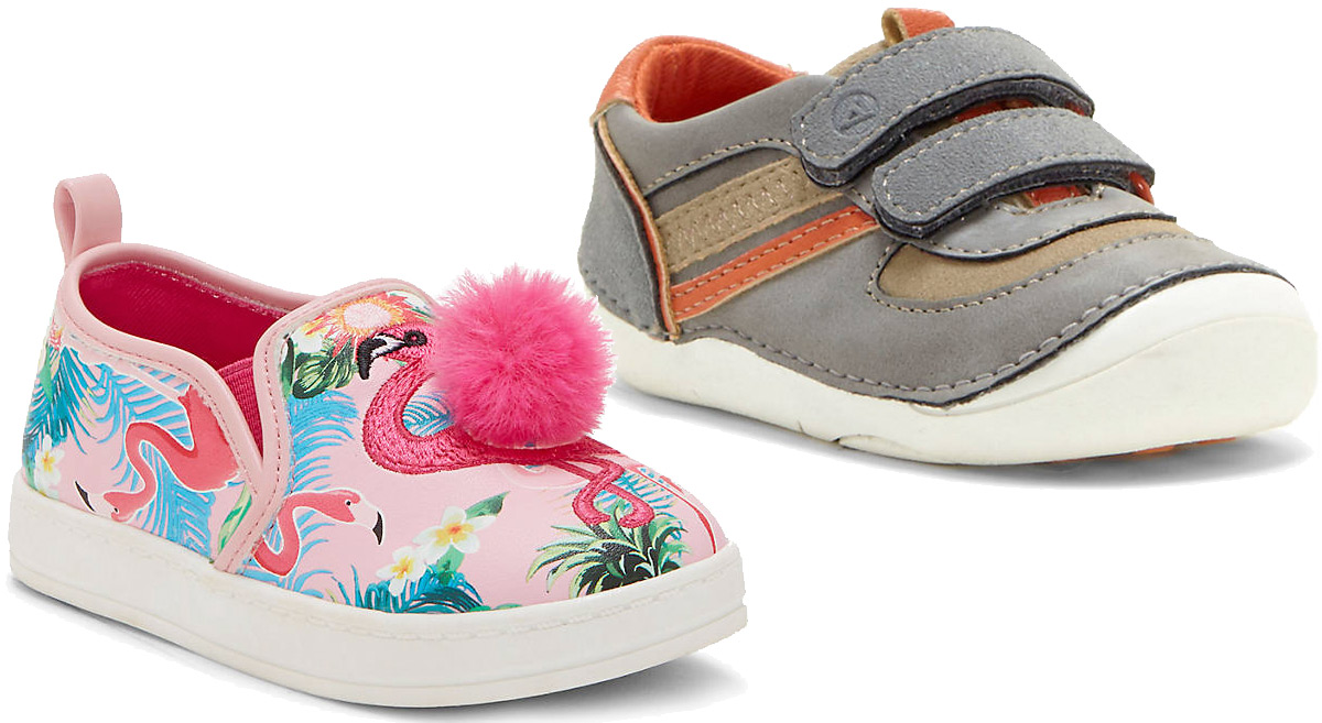 Kids Shoes Just $10 Shipped on DSW