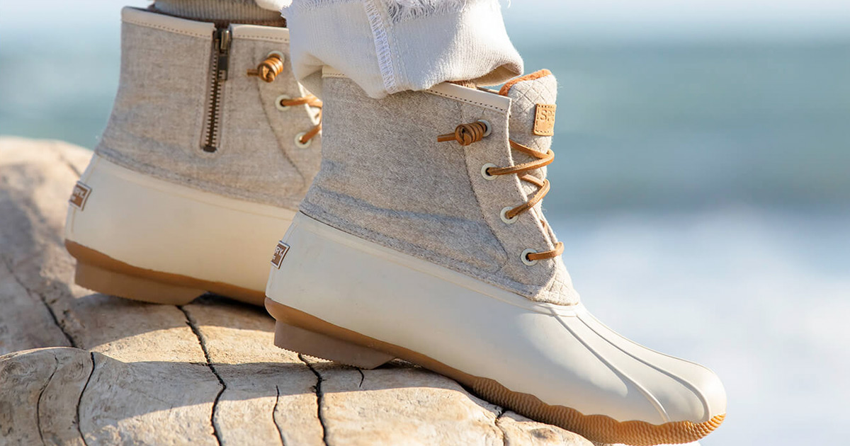Up to 50% Off Sperry Women's Duck Boots