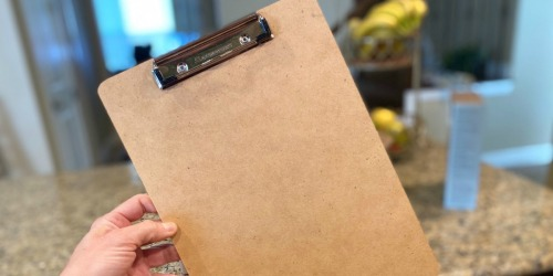Saunders Recycled Clipboard ONLY 66¢ Shipped on Staples.com