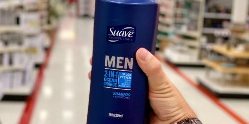 Suave Hair Care Products Just $1.25 Each at Walgreens (Regularly $5)