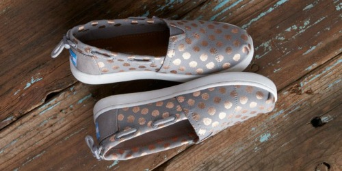 TOMS Kids Shoes as Low as $10.99 (Regularly $34+)   Last Chance