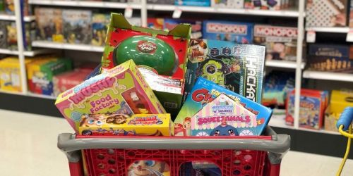 Buy 2, Get 1 FREE Video Games, Books, Movies, Board Games & More at Target | Starting 6/13
