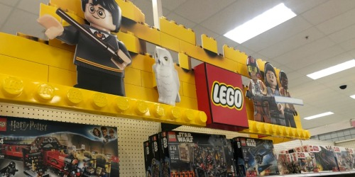 Free $10 Target Gift Card w/ $50+ LEGO Purchase