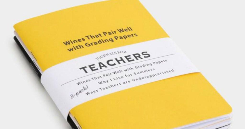 Teacher Journals from Francesca's
