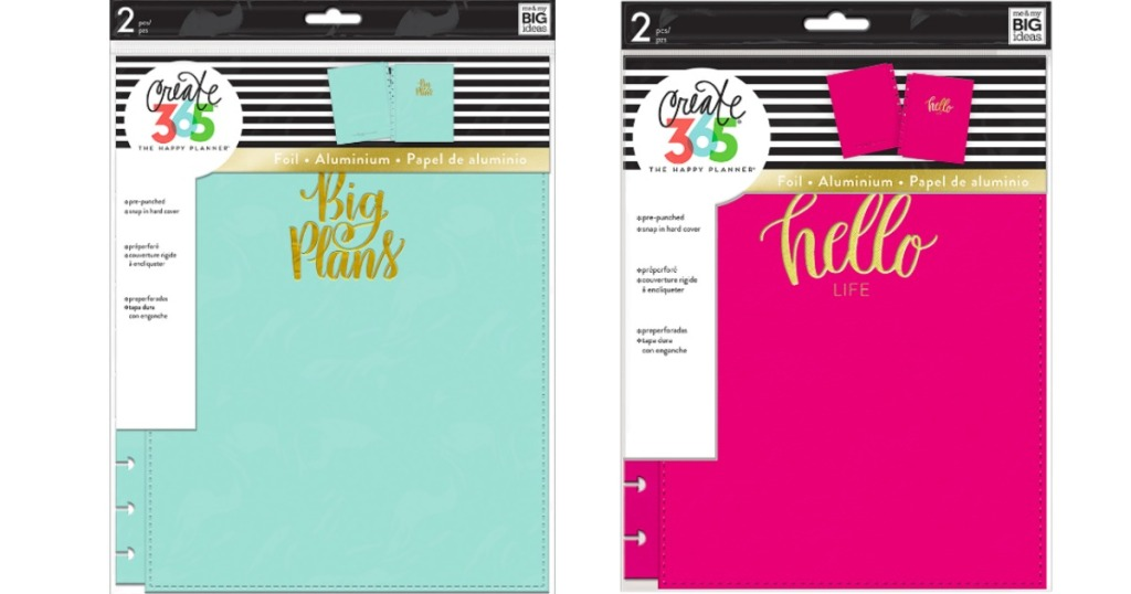 The Happy PLanner Snap Covers