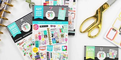 Up to 70% Off The Happy Planner + FREE Shipping