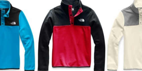 The North Face Kids Pullovers Just $19.73 Shipped (Regularly $40)
