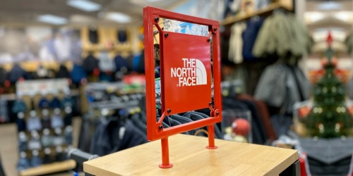 50% Off The North Face for Frontline Responders & Healthcare Workers