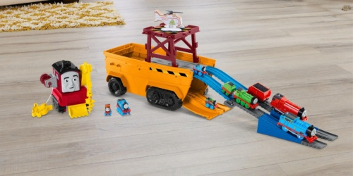 Over 50% Off Thomas & Friends Playsets on Walmart.com