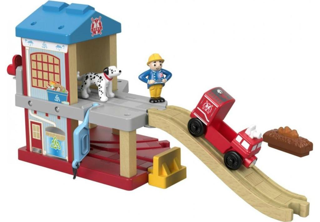 Thomas & Friends Firehouse Set