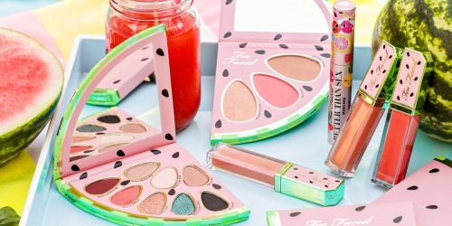 50% Off Too Faced Tutti Frutti Collection + Free Shipping