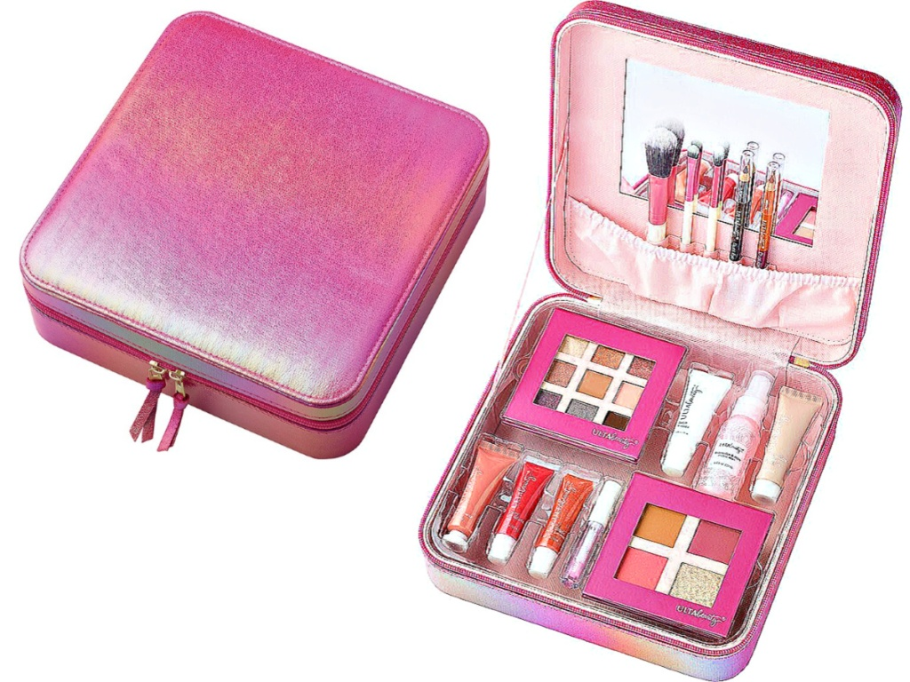 ULTA Beauty Eyeshadow Palette AND 10-Piece Gift Set Just
