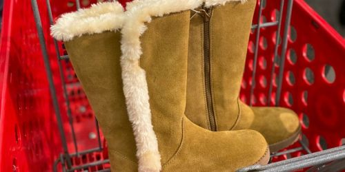Universal Thread Tall Women's Boots Only $17.99 on Target.com (Regularly $40)
