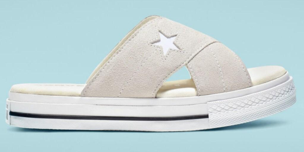 converse one star sandalism