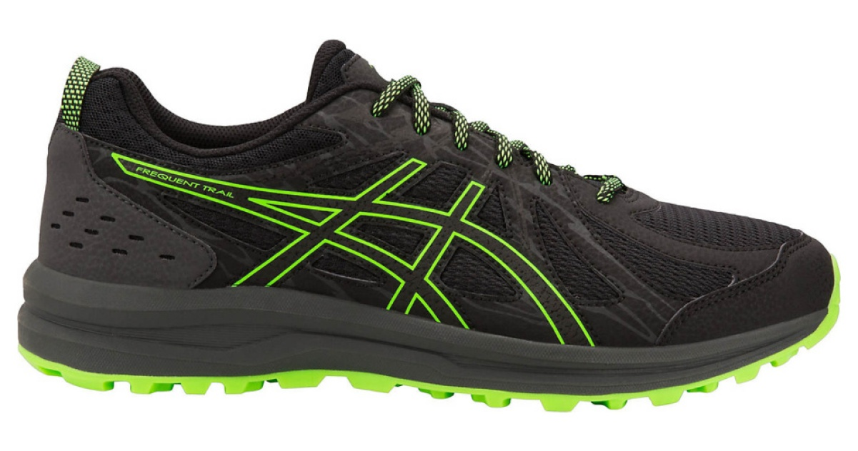asics frequent trail running shoes