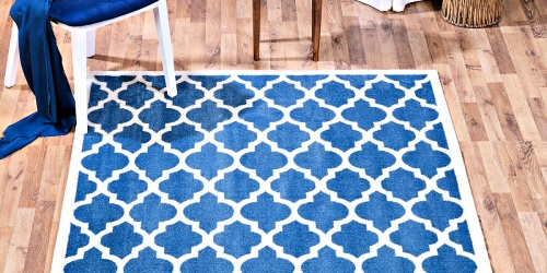 Area Rugs as Low as $27.99 Shipped on Kohl's (Regularly $160+) | FREE Curbside Pickup