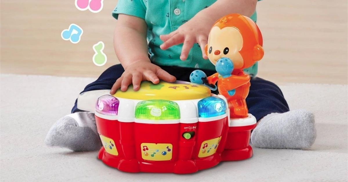 Vtech Baby Beats Drum Only 12 88 On Walmart Com Regularly 27 Hip2save
