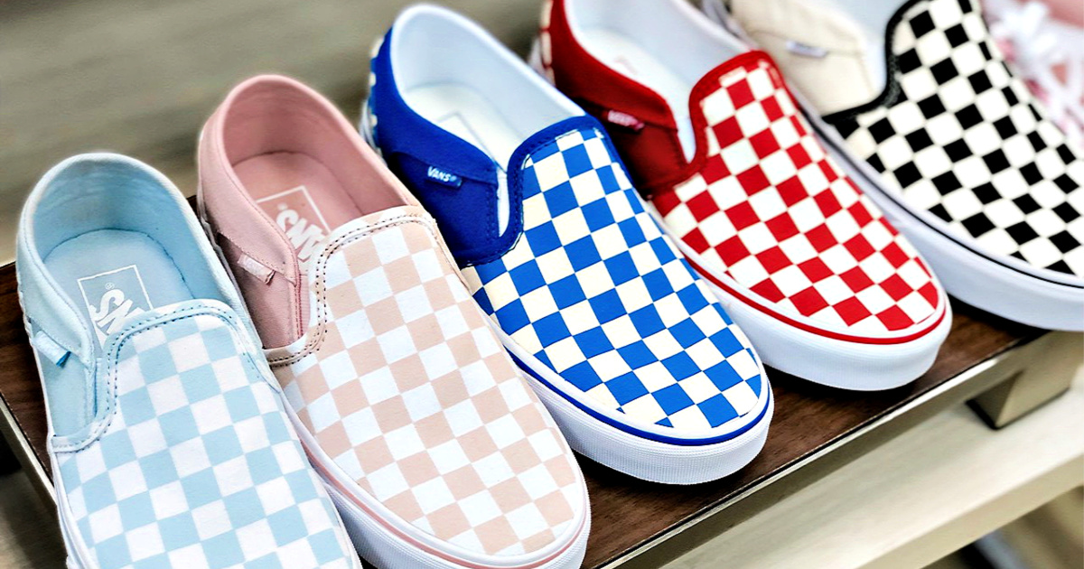 Vans Shoes from $20.99 Shipped for Kohl
