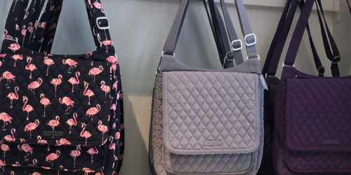 Up to 70% Off Vera Bradley Totes & Backpacks on Zulily