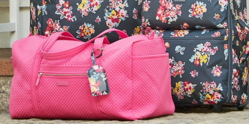 Vera Bradley Large Duffel Bags Only $36 Shipped (Regularly $130)