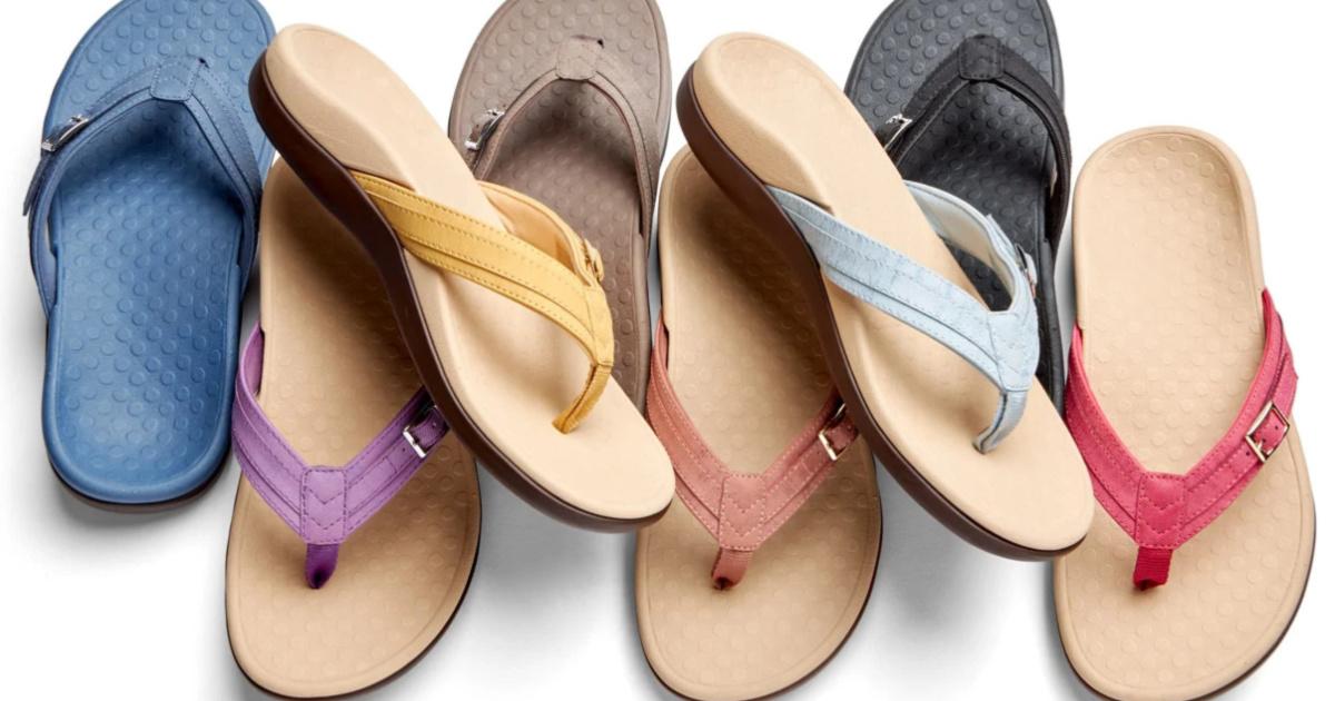 Vionic Women's Sandals as low as $27.48