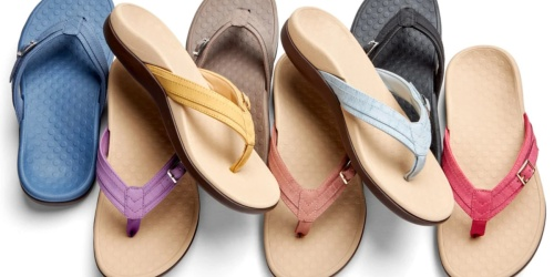 Vionic Women's Sandals as low as $27.48 + Free Shipping