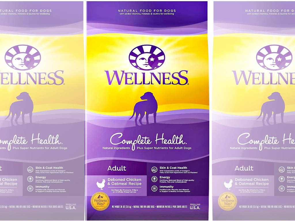 Wellness Complete Health Adult Dog Food