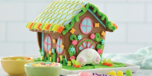 Wilton Bunny Hutch Kit Only $7.49 (Regularly $15) w/ Free Michaels Curbside Pick Up