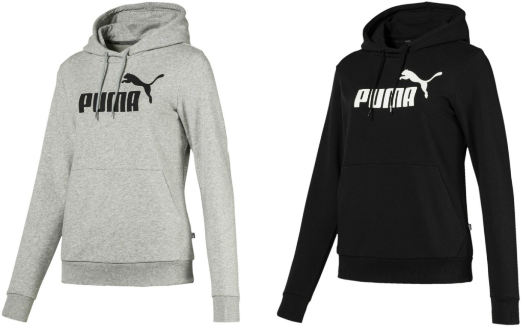 Women's Sweatshirts in gray and black