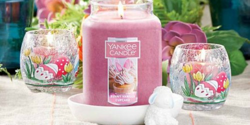 Yankee Candle Easter Large Jar Candles Only $12 Each Shipped (Regularly $30)