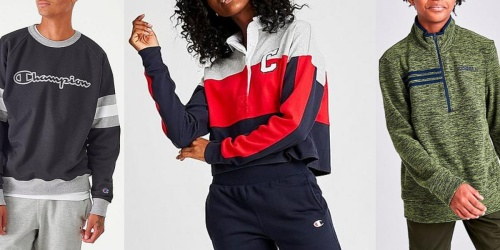 Athletic Apparel as Low as $6 Shipped | Adidas, Champion, & More