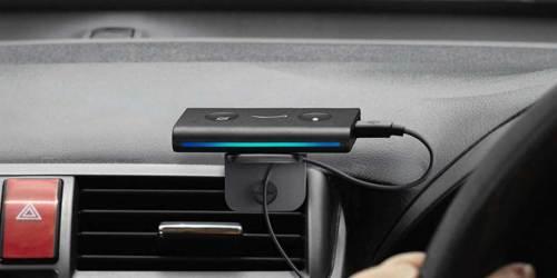 Echo Auto Smart Speaker + Echo Dot Bundle Just $29.98 Shipped on BestBuy.com