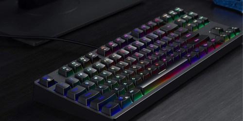 Aukey Backlit Gaming Keyboard Only $31.99 Shipped on Amazon