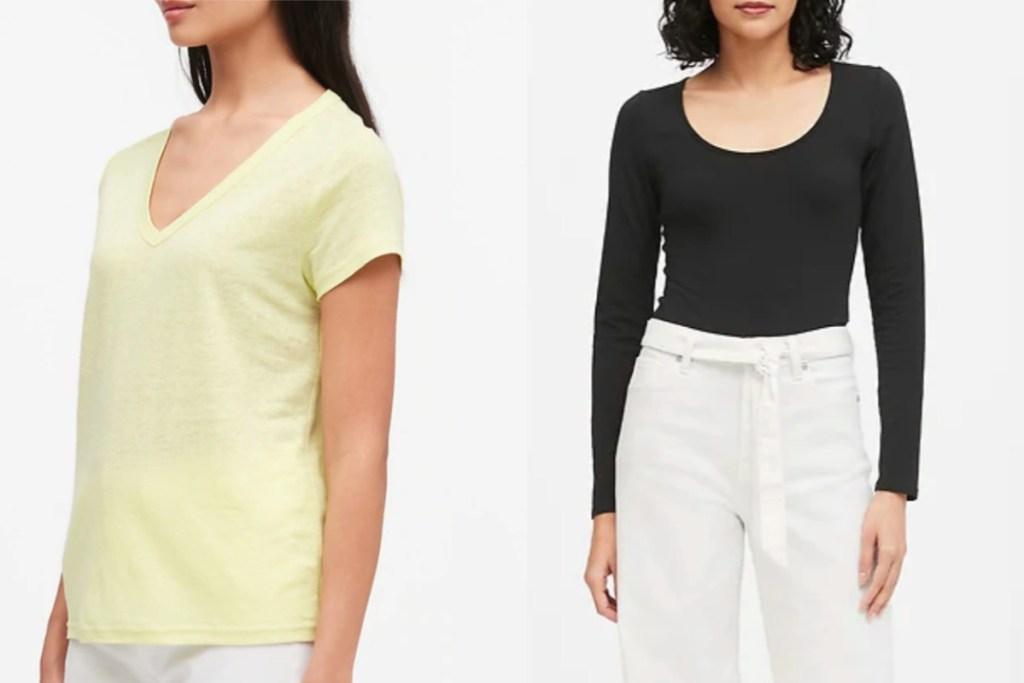 banana republic womens apparel