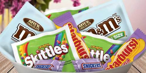 Mars Candy 235-Piece Variety Mix Only $16 Shipped (Regularly $33)