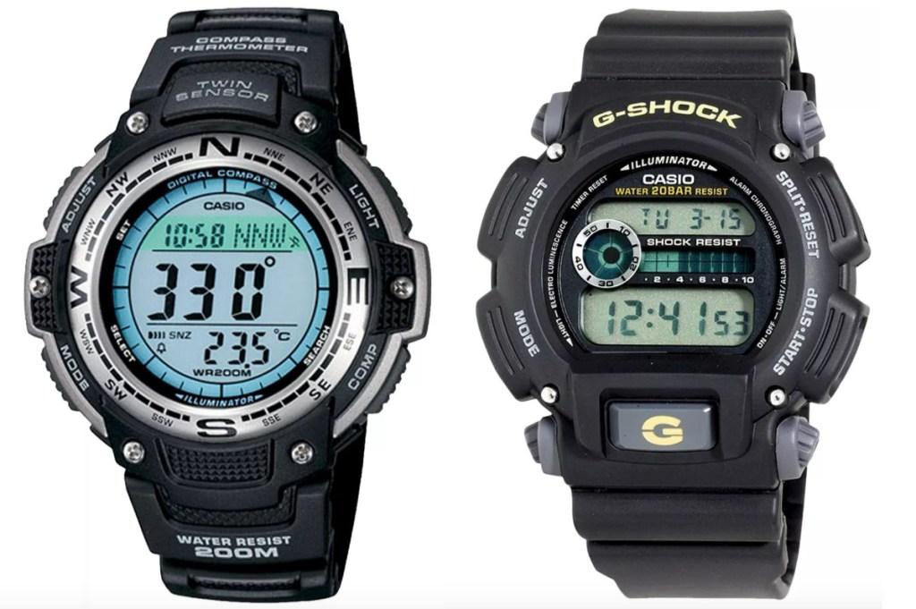casio men's watches